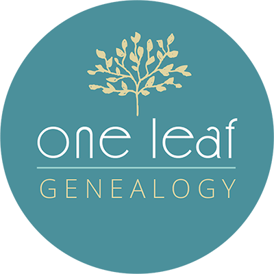 One Leaf Genealogy